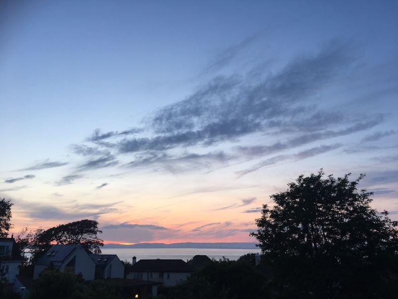 View/Sunset