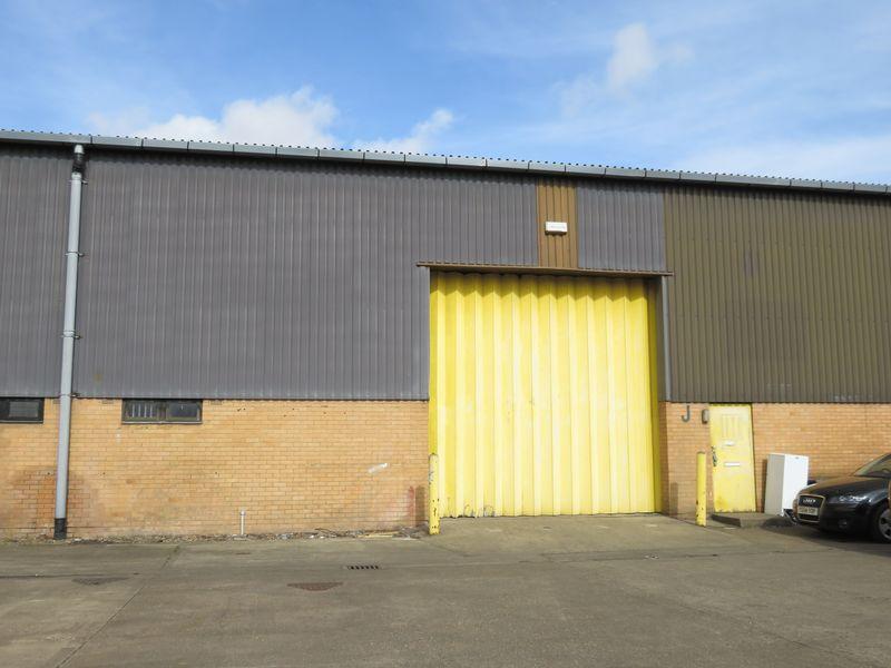 Earlstrees Industrial Estate