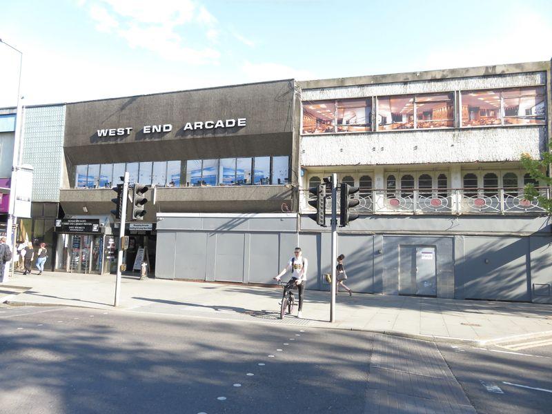 West End Arcade