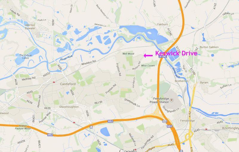 Keswick Drive