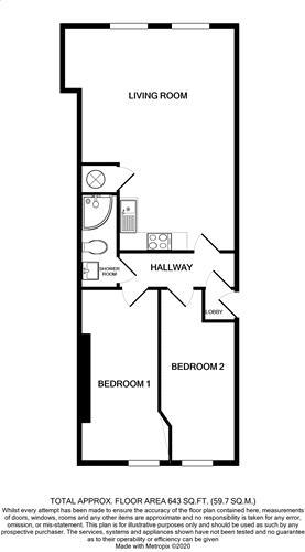 Flat 1, 14A Carlton Street