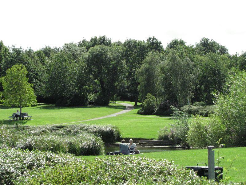 Enterprise Lane Campbell Park