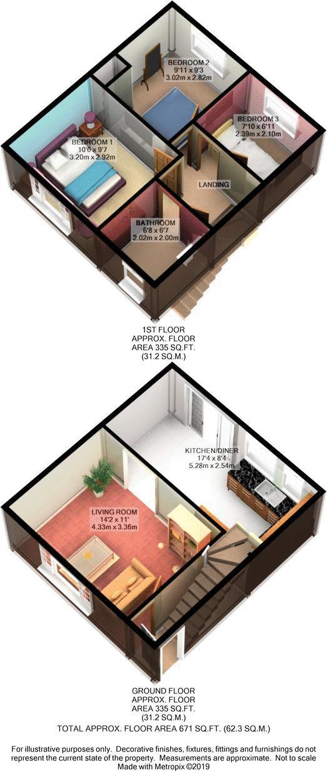 88 Grindon Crescent Floorplan