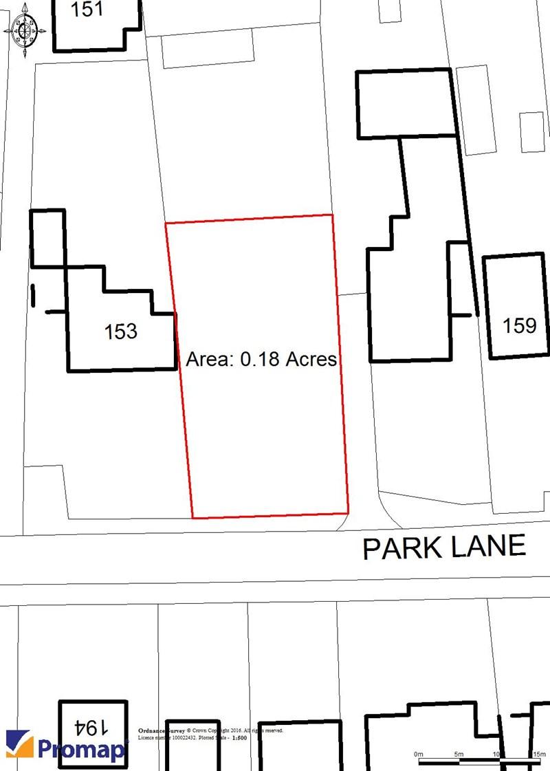 157 Park Lane