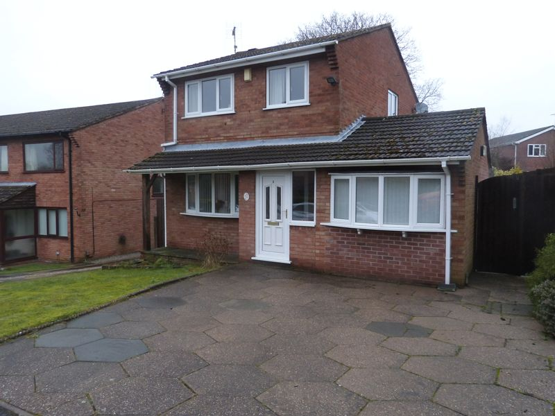 Asquith Close Biddulph