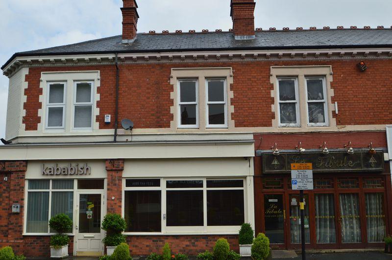 Woodbridge Road Moseley