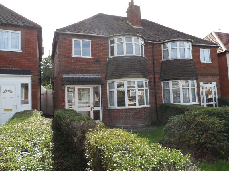 Fordhouse Lane, Stirchley
