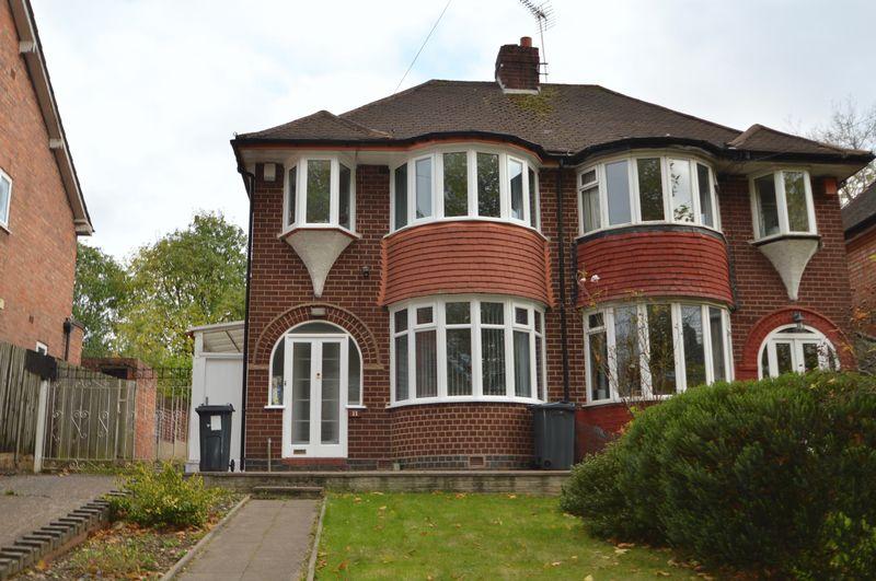 Brigfield Road Billesley