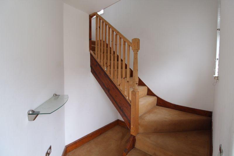 Hallway- downstairs