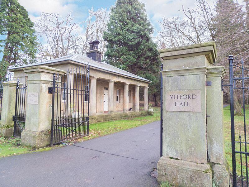 Mitford Hall Mitford
