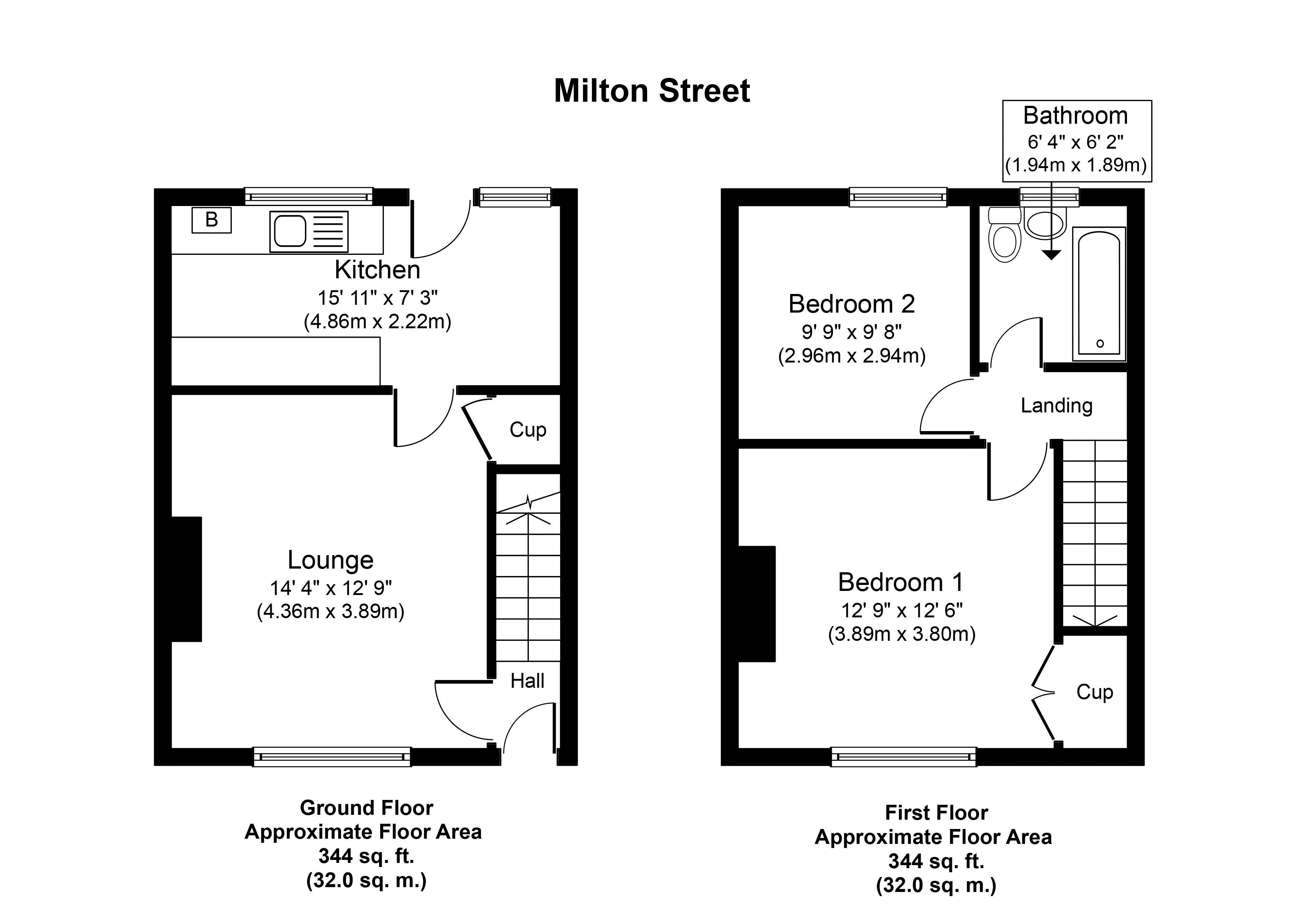 Milton Street Greenside