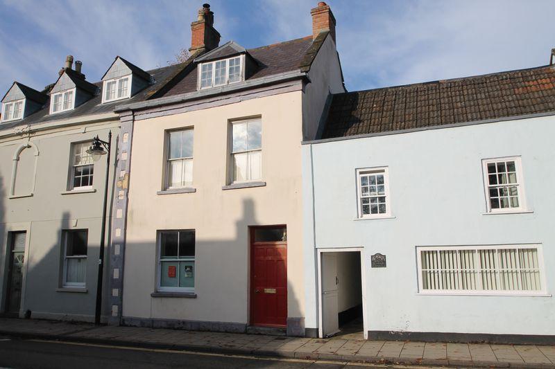 St Andrew Street
