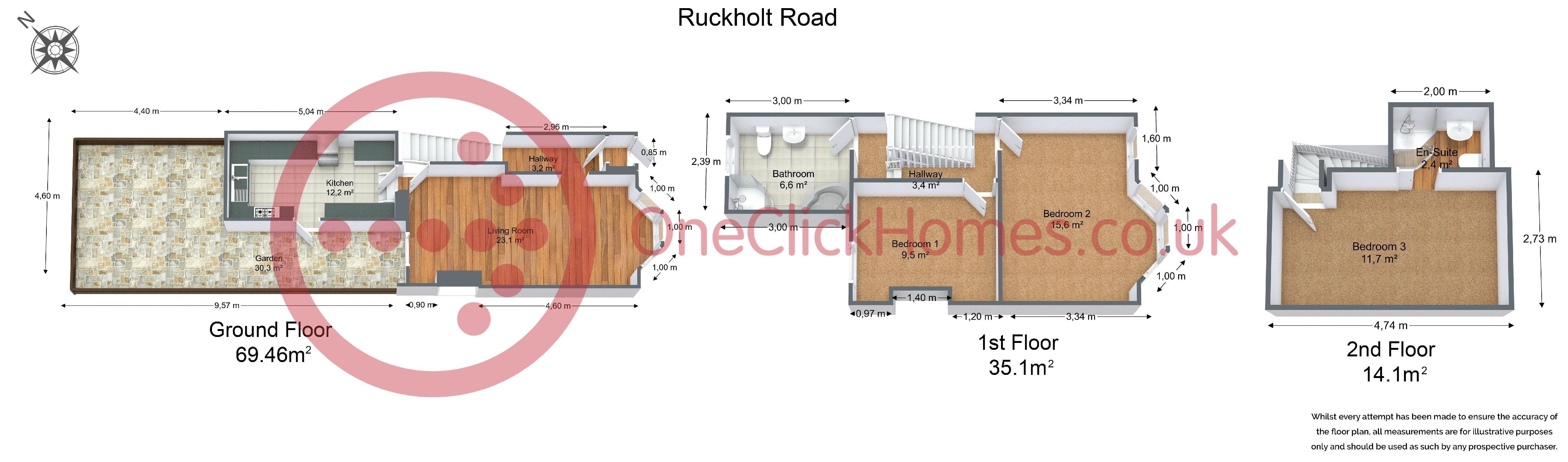 Ruckholt Road
