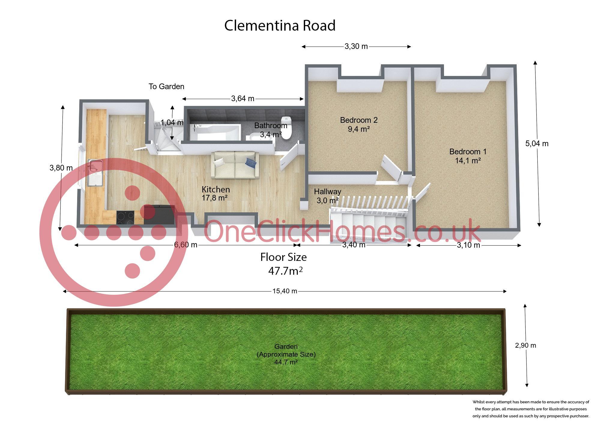 Clementina Road