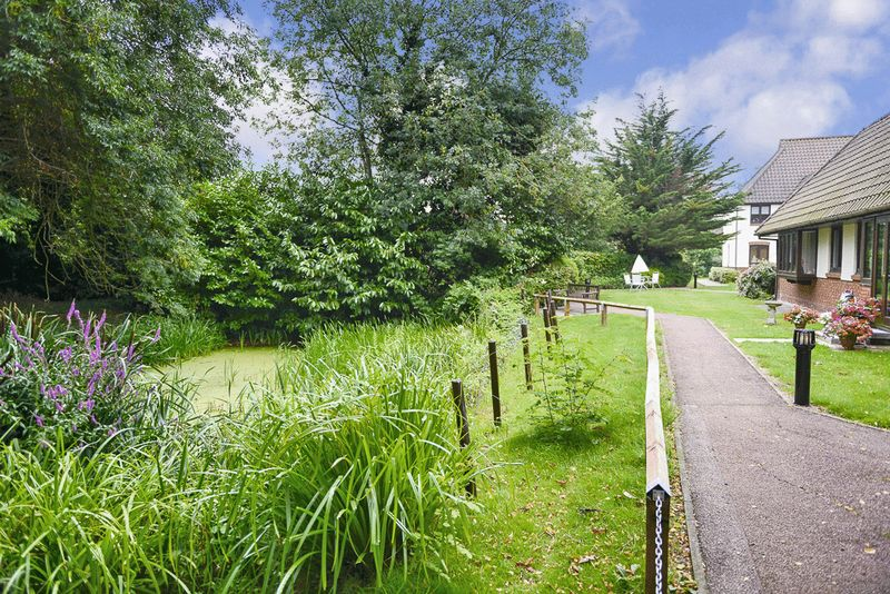 Communal Grounds & Pond