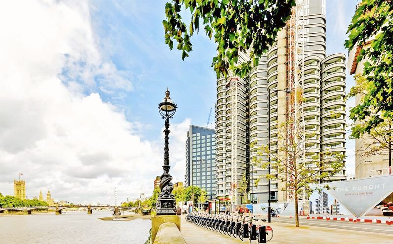 The Corniche, 20 Albert Embankment