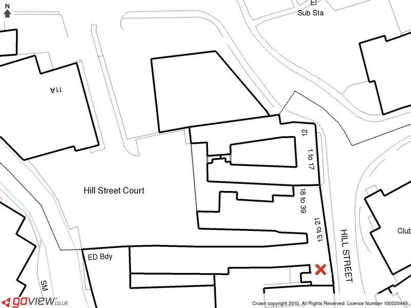 Hill Street Court