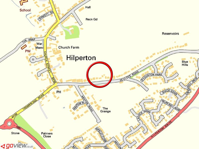 Devizes Road Hilperton