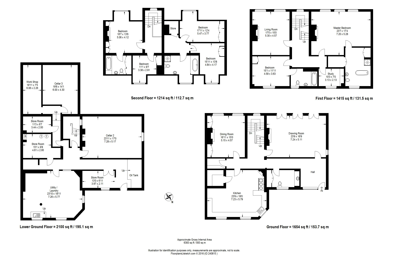 Bordean House Langrish