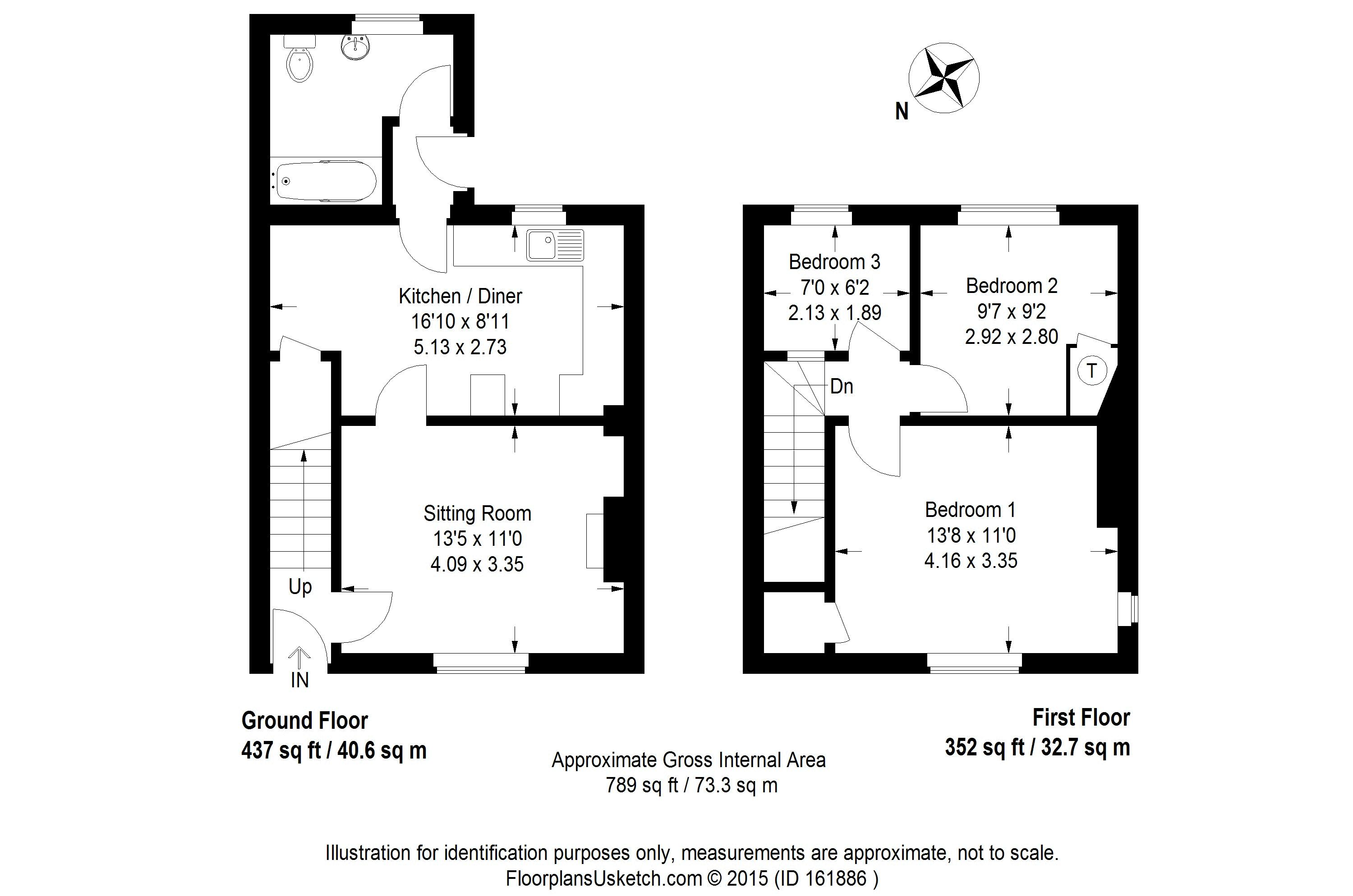 Property for sale in tanners lane haslemere for 16 brookers lane floor plans