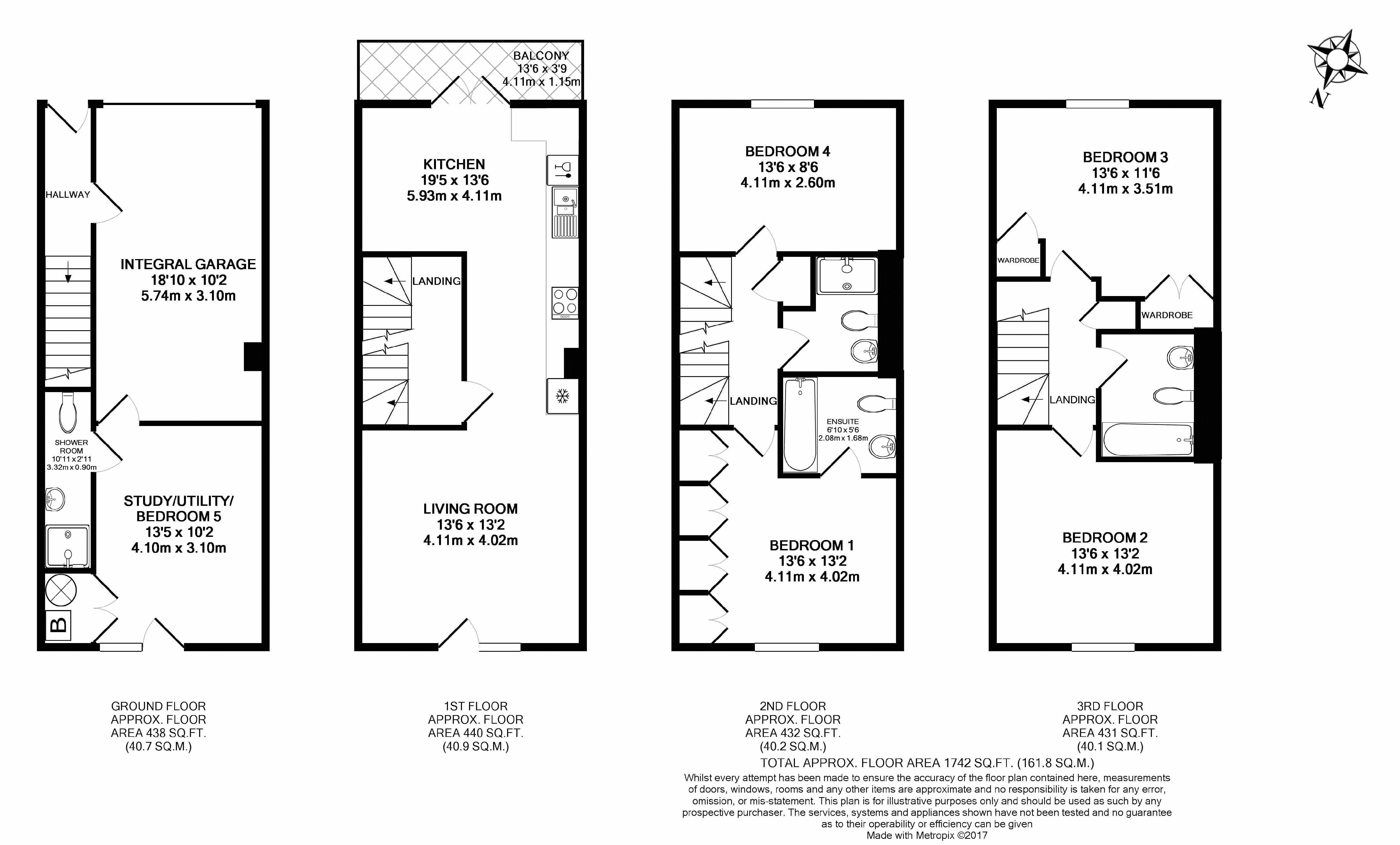 Kimberley Croft Floorplan