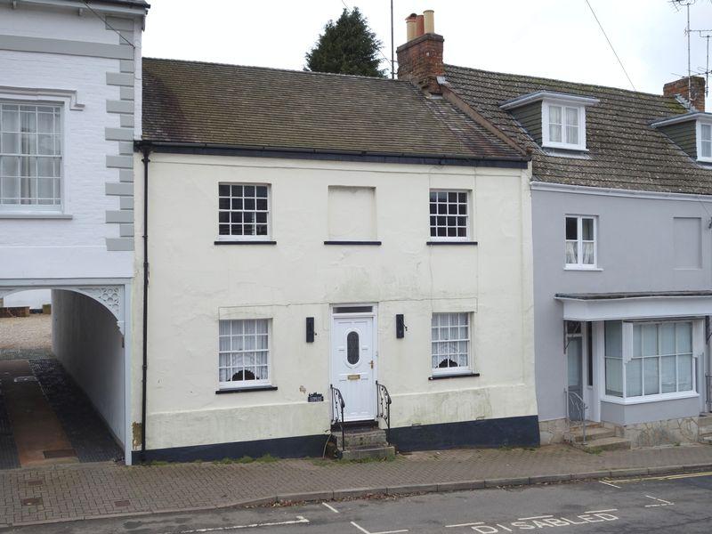 Fore Street Sidbury