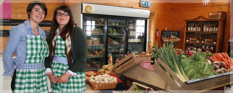 Trevallicks Farm Shop