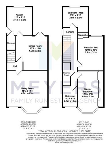Floorplan B&W