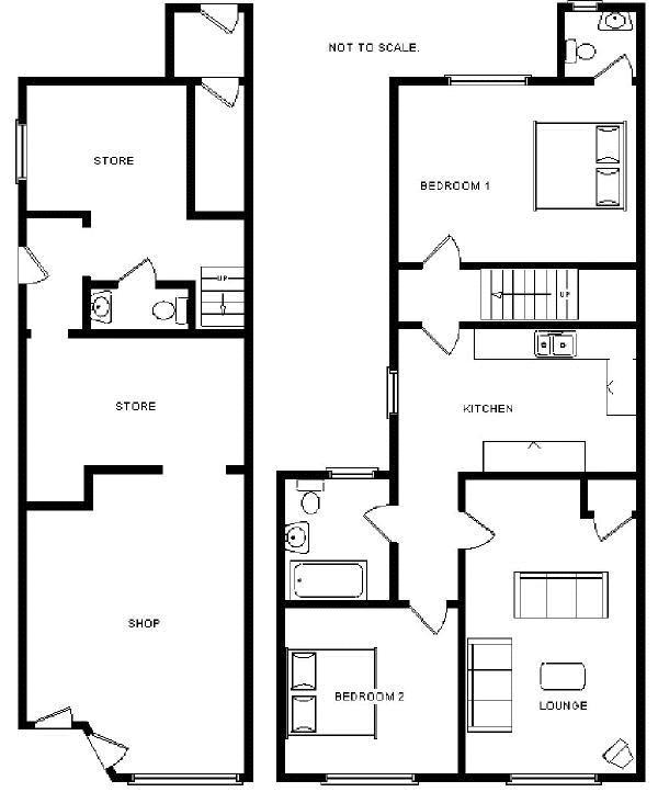 7 Fore Street - Floor Plan