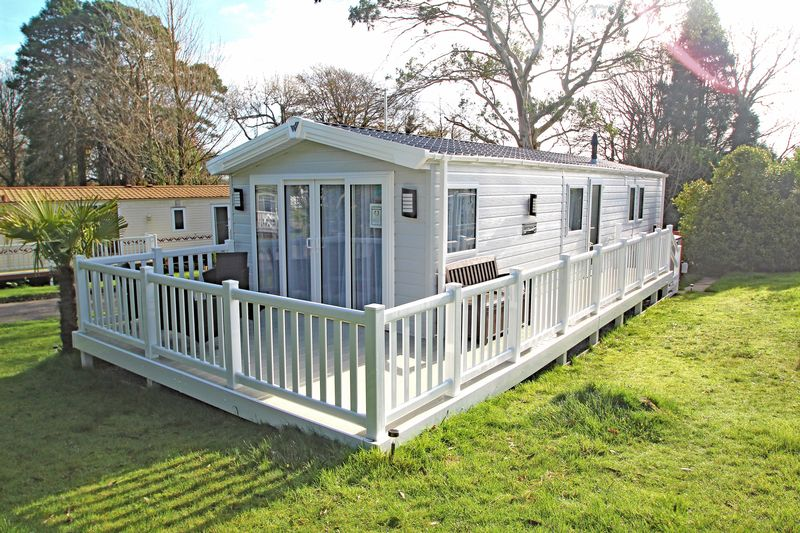 Harolds Way Castle-An-Dinas Caravan Park