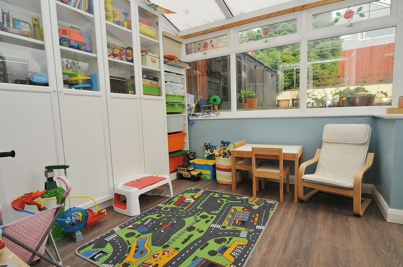 Conservatory/Play Room