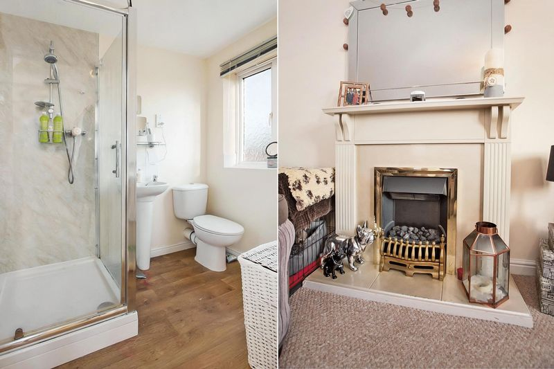 En-Suite / Fireplace