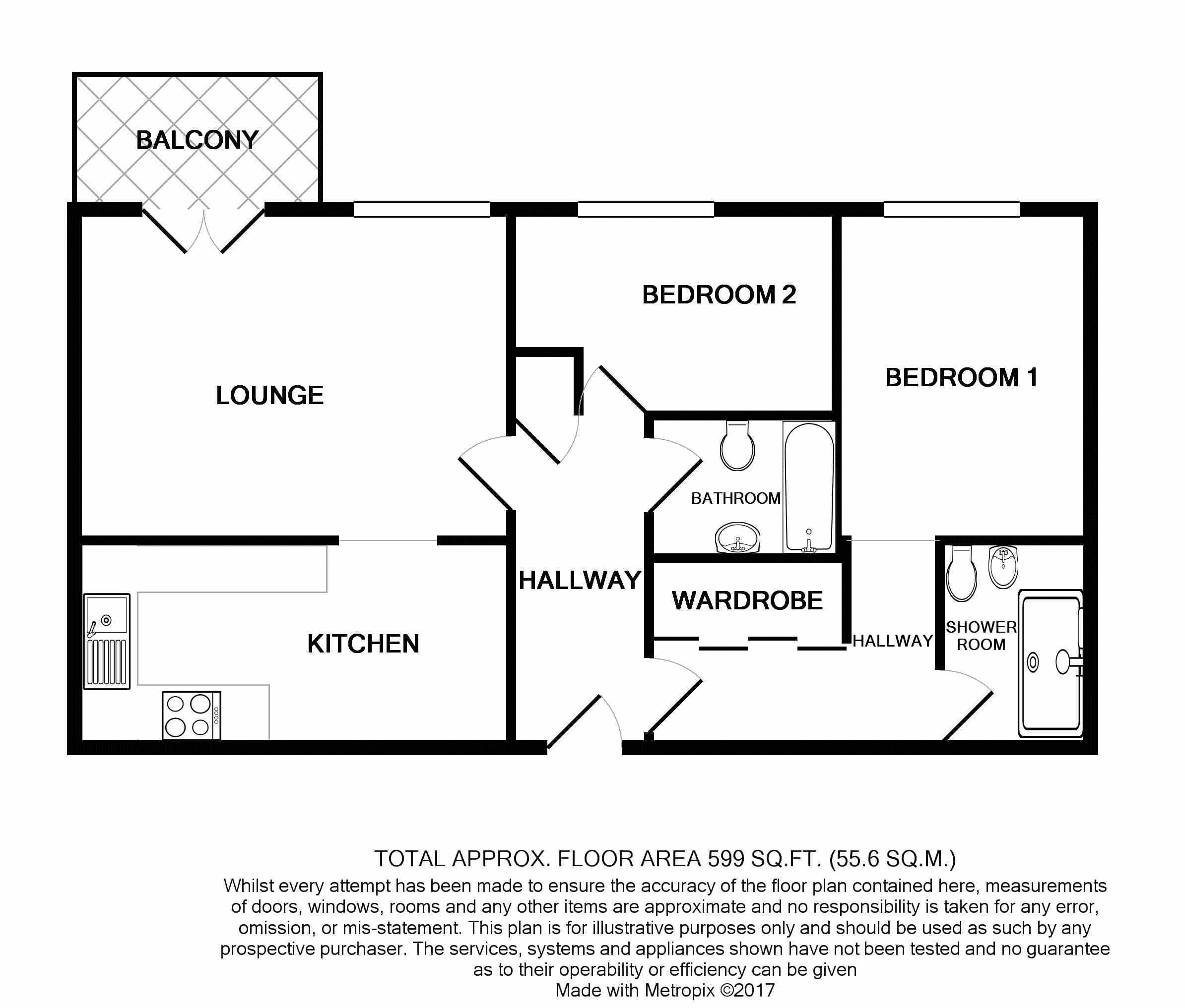 15 Cleave Point Floor plan