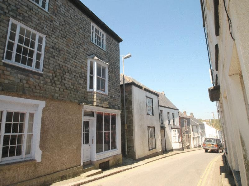 Bank Street St Columb Major