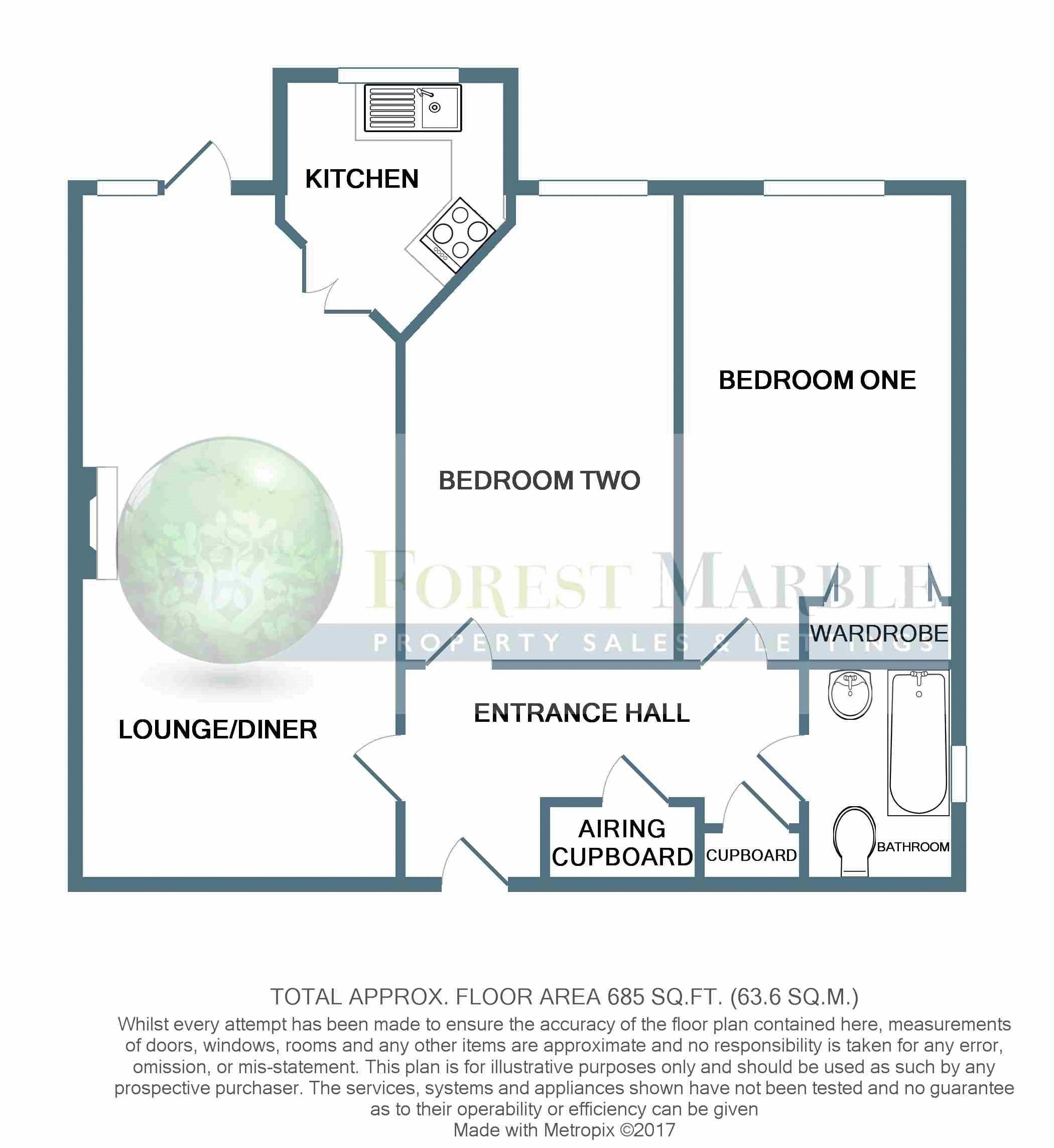 Longleat Court Floor Plan