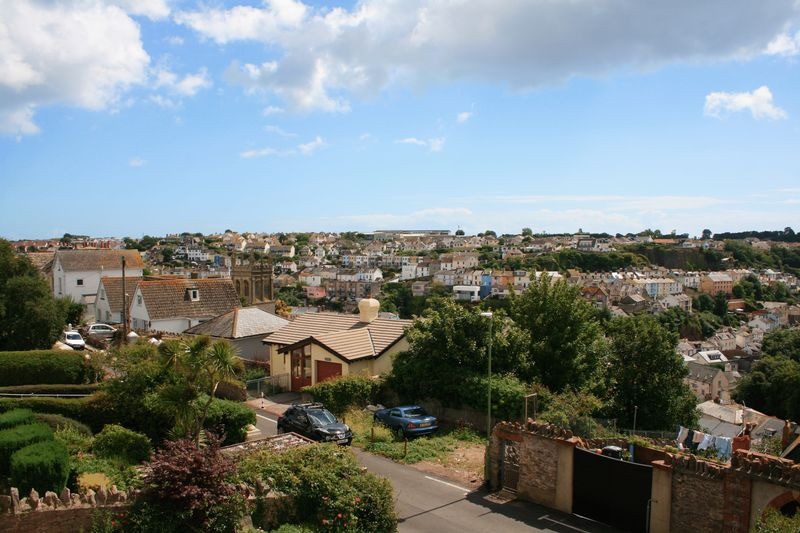 Views across Brixham
