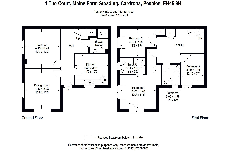 Mains Farm Steading Cardrona