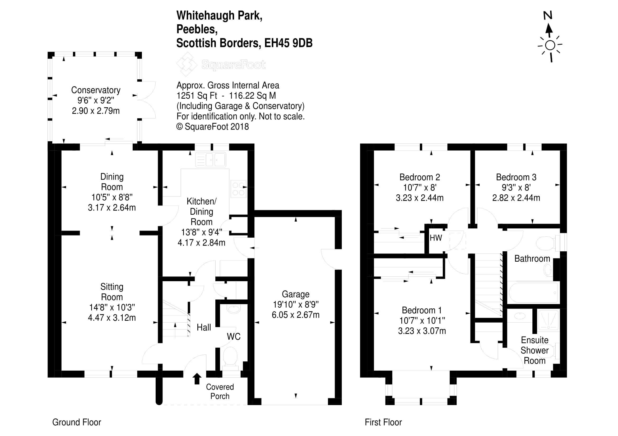 Whitehaugh Park