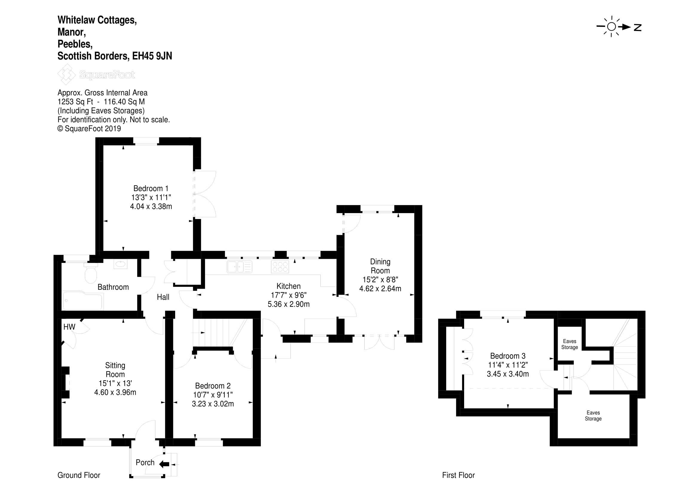 Whitelaw Cottages Manor