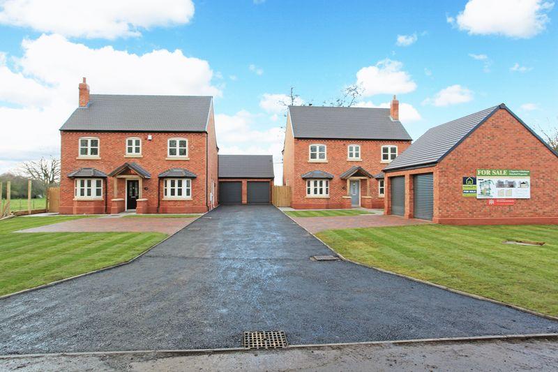 Rushmoor Lane Rushmoor