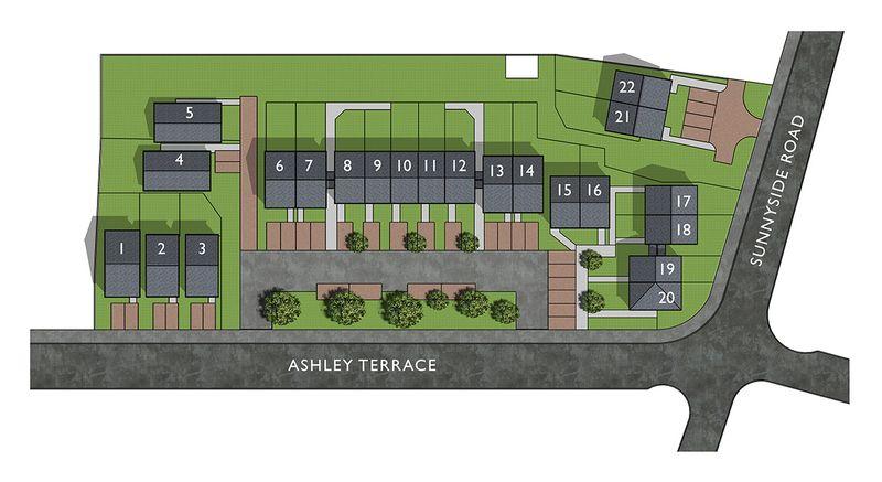Ashley Terrace