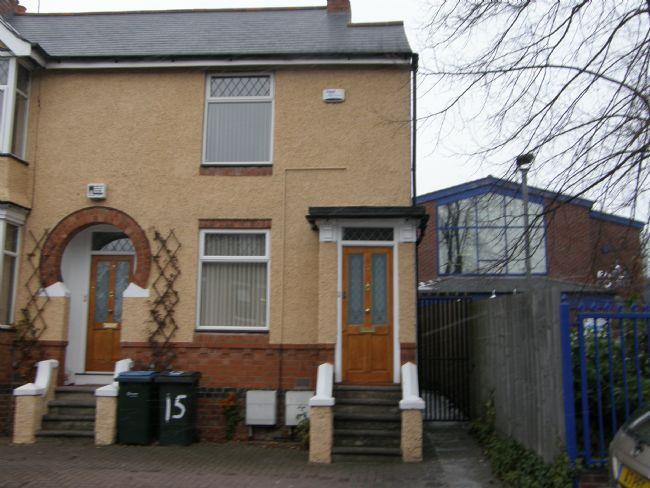 Warwick Street Earlsdon