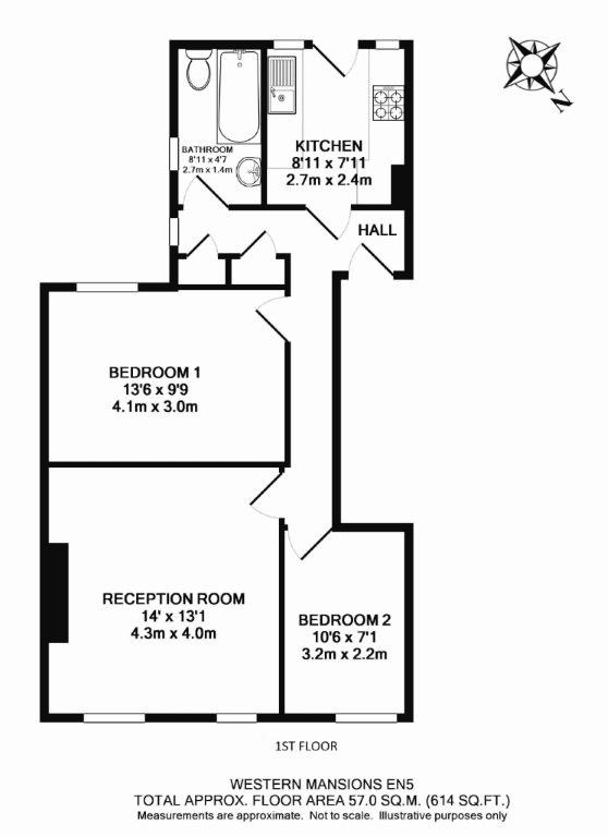 21 Western Mansions