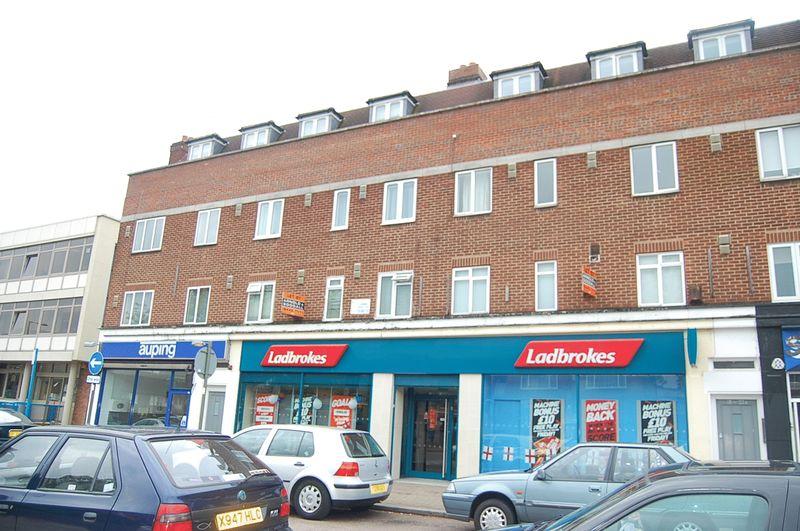 Great North Road New Barnet