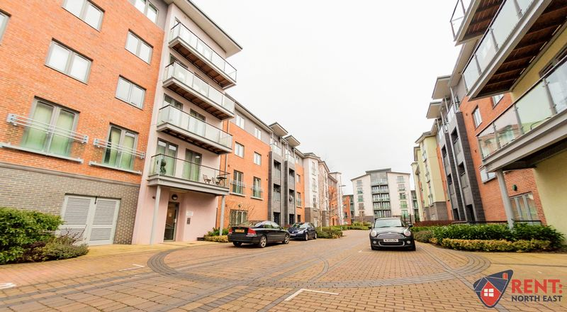 Worsdell Drive Quayside