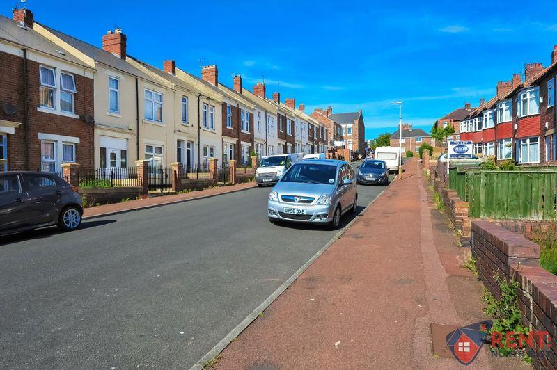 Watt Street Bensham