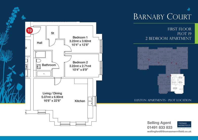 Barnaby Court,