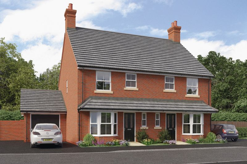 3 Bedrooms Property for sale in Winterbrook Park, Winterbrook, Wallingford