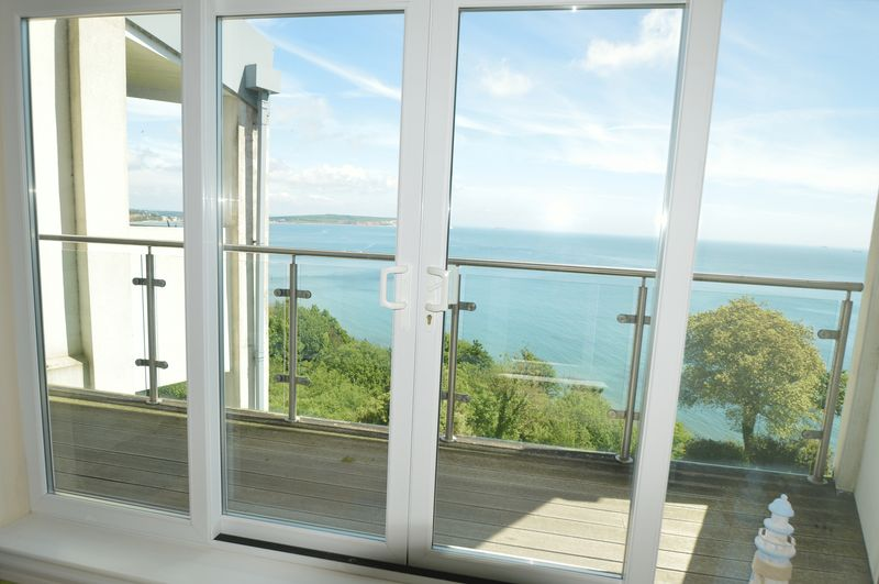 Patio Doors to Balcony