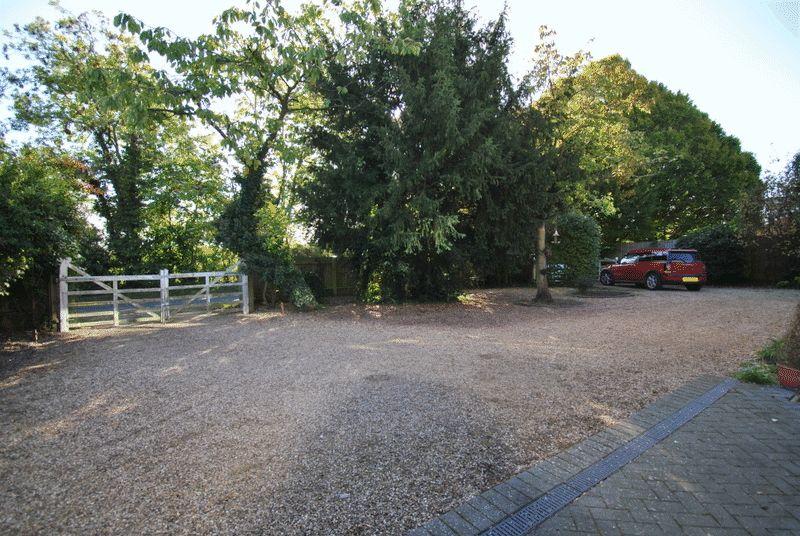 New Road Haslingfield